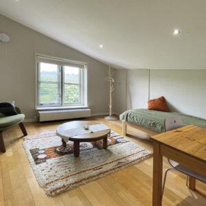 slaapkamer in appartement Saint Rémy